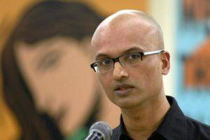 Jeet Thayil Srinivas Rayaprol Poetry Prize
