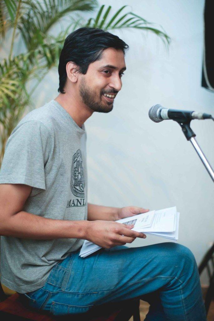 Srinivas Rayaprol Poetry Prize 2016